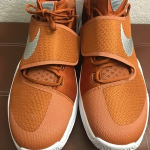 Men's Nike shoes Texas Longhorns